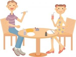 restaurant table 1