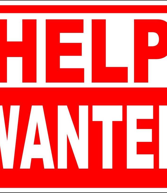 Help Wanted   Kodiak Hana Restaurant